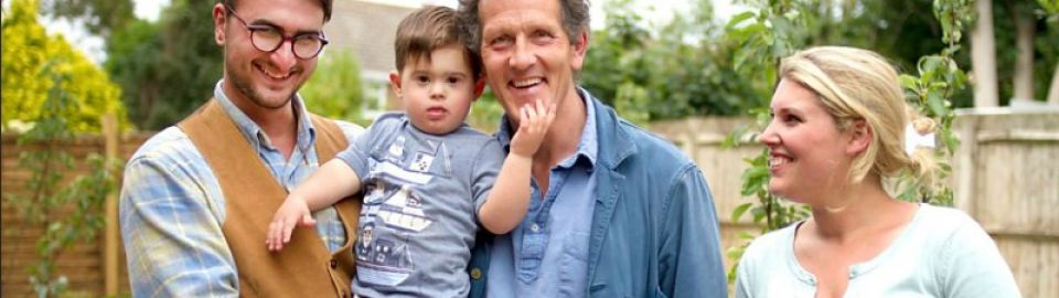 with Monty Don